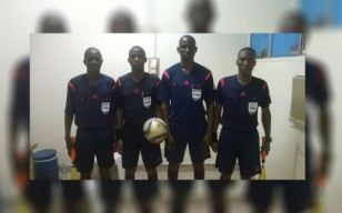 We were cheated by referee Jean Ouattara – Adel Lakhdari
