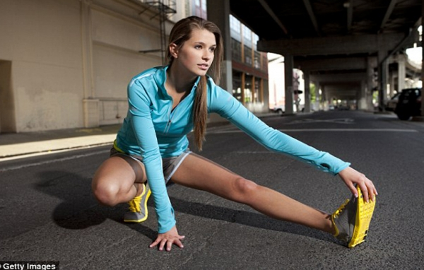Did You Know That Exercise Is The Most Effective Weapon Against Aging?