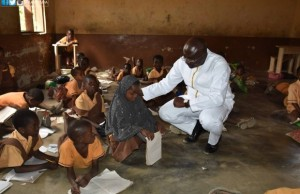 Govt Rushes Desks To School After Bawumia Promise