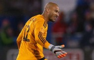 Adam Kwarasey faces more time on the sidelines
