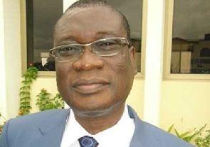 Mr. Kofi Sarpong is new GNPC boss