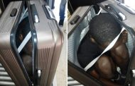 Migrants found hidden in car and suitcase
