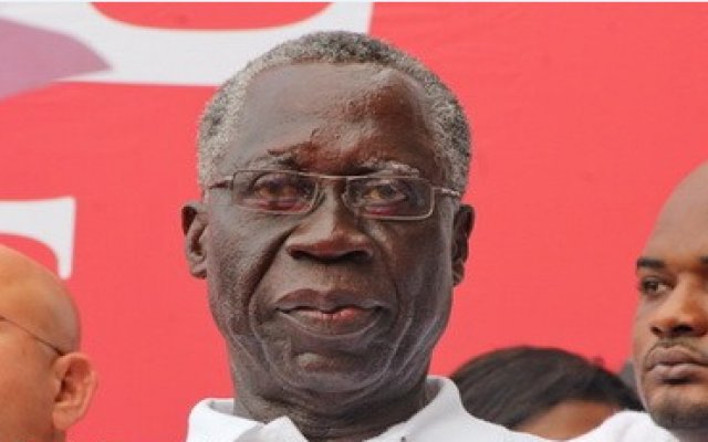 Osafo-Maafo justifies creation of Senior Minister portfolio