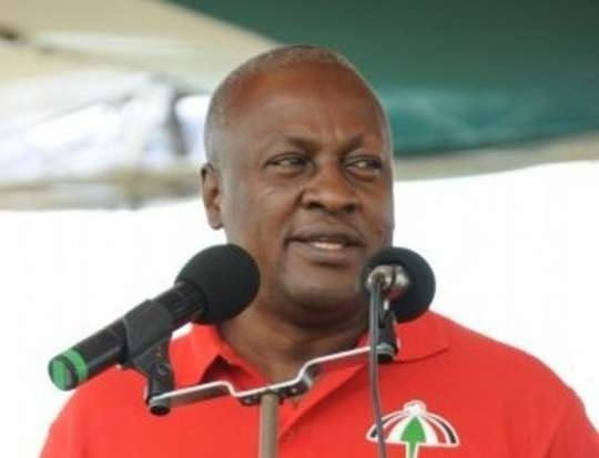 Mahama is the one spiritually and physically capable of leading NDC- former minister