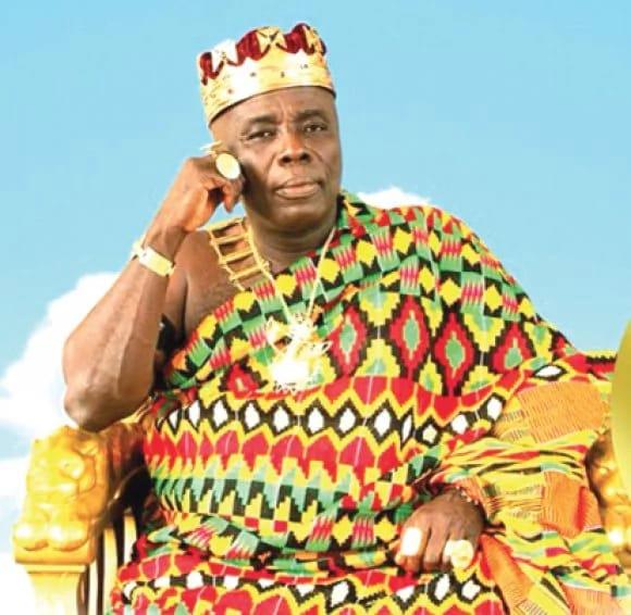Okyenhene not involved in galamsey - Lands Minister