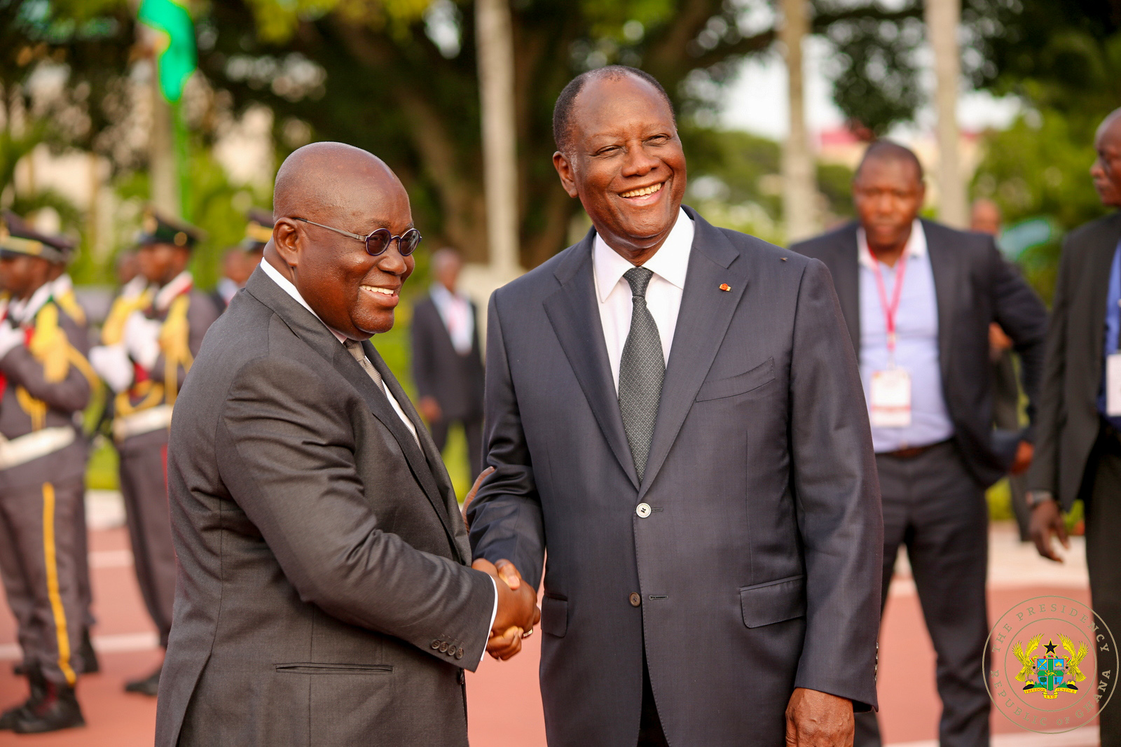Ghana, Cote d'Ivoire to sign agreement for strategic partnership