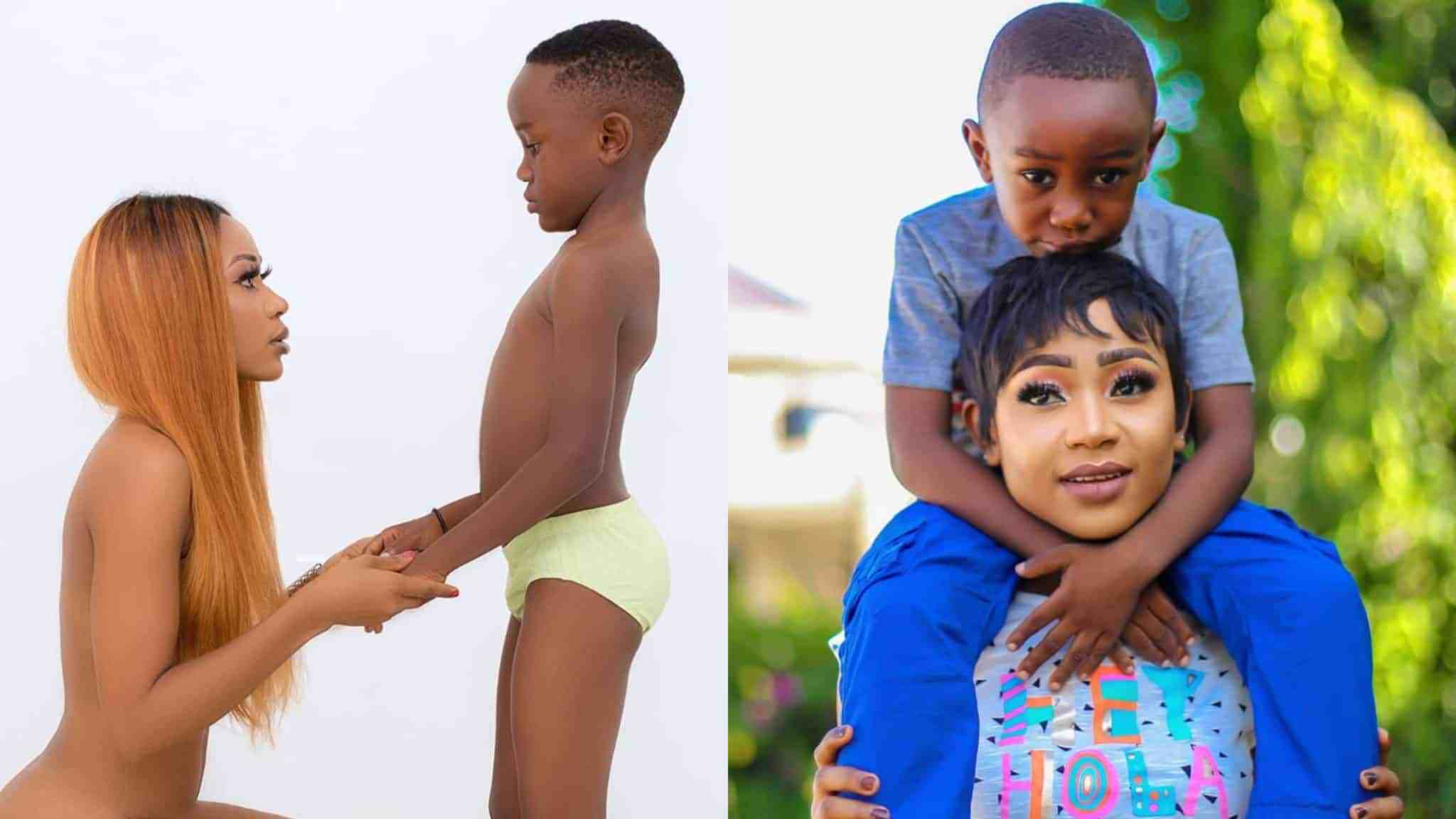 Just In: Akuapem Poloo arrested by Ghana police over