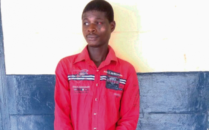 Nigerian stabs compatriot over toothbrush