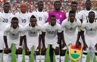 Black Stars maintain 38th in the world; third in Africa