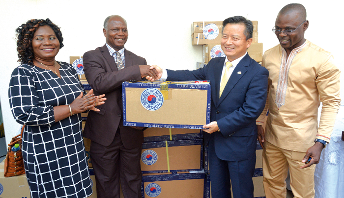 Accra Regional Hospital receives surgical equipment