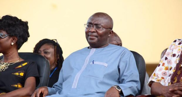 Gov't considering concrete for road construction – Bawumia