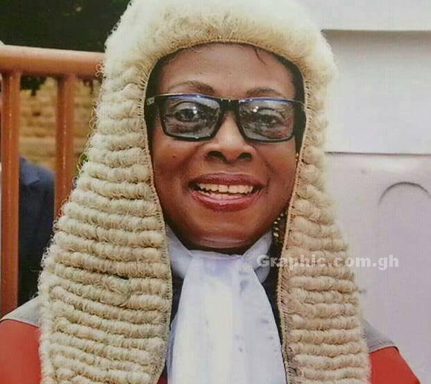 I have no doubt Sophia Akuffo will be a worthy CJ successor - Akufo-Addo