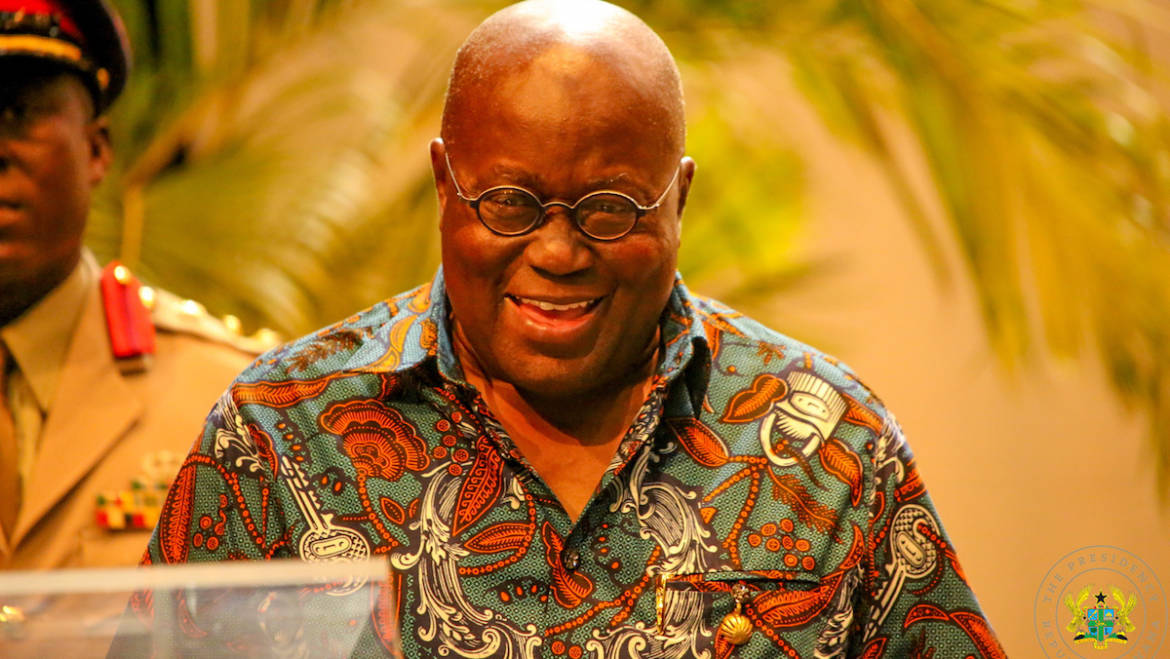 """""""No Room For Sada Scandals In My Gov't"""" – President Akufo-Addo"""