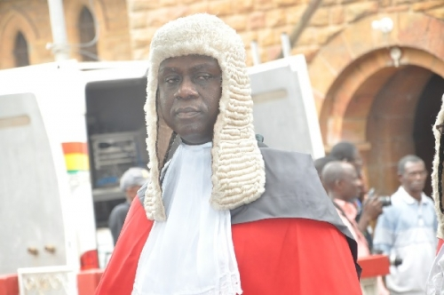 Justice Anin Yeboah elected chairman of FIFA Disciplinary Committee