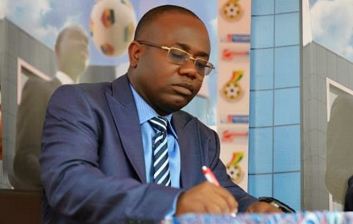 Kwesi Nyantakyi appointed CAF Vice President