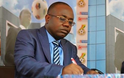 Kwesi Nyantakyi appointed CAF Vice President